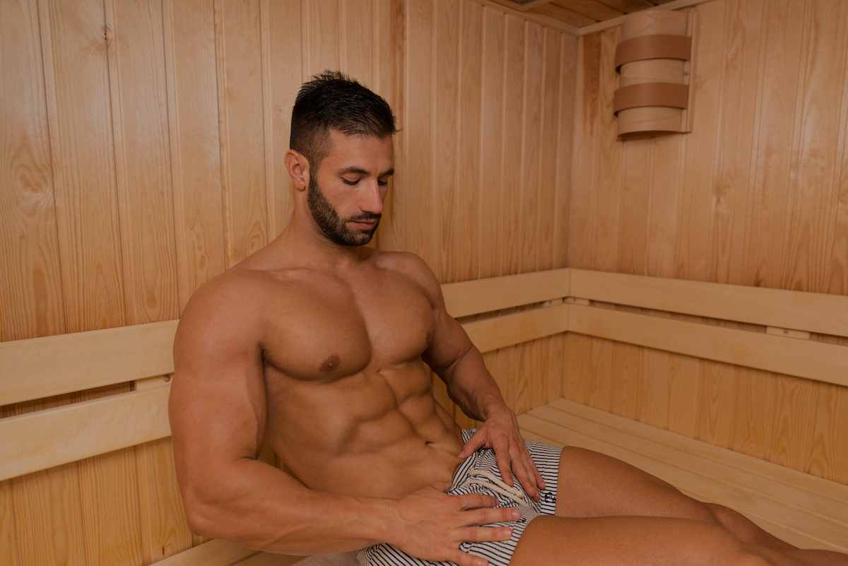 gay bathhouse community