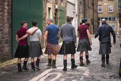Visit Britain - Reif für die Insel. Edinburgh.