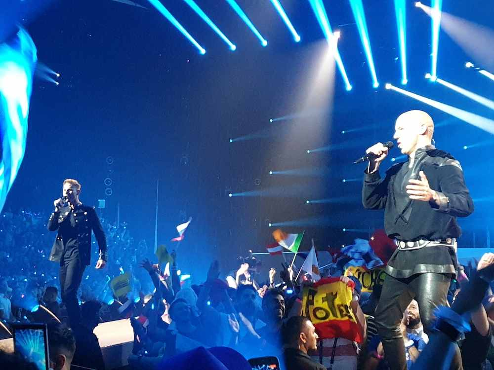 Eurovision Song Contest 2019 - Gay.de live