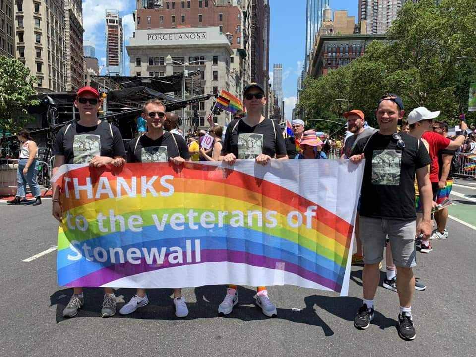 Pride Parade - WorldPride 2019 - Gay.de